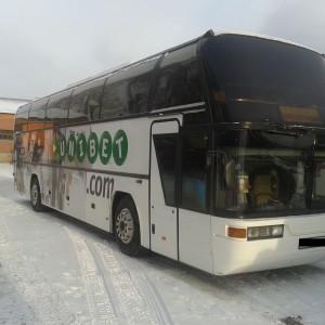 Заказ и аренда автобусов из Тольятти Самары Сызрани Жигулевска 1