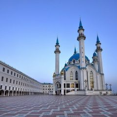 Автобусный тур в Казань+ о-г Свияжск из Тольятти, Самары, Сызрани и Жигулевска