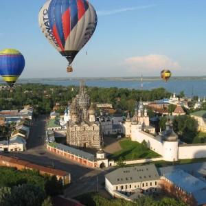 Автобусный тур по Золотому Кольцу России из Тольятти Самары 10