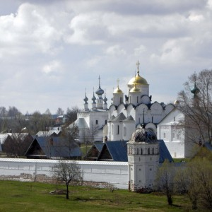 Автобусный тур по Золотому Кольцу России из Тольятти Самары