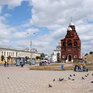Автобусный тур по Золотому Кольцу России из Тольятти Самары 7