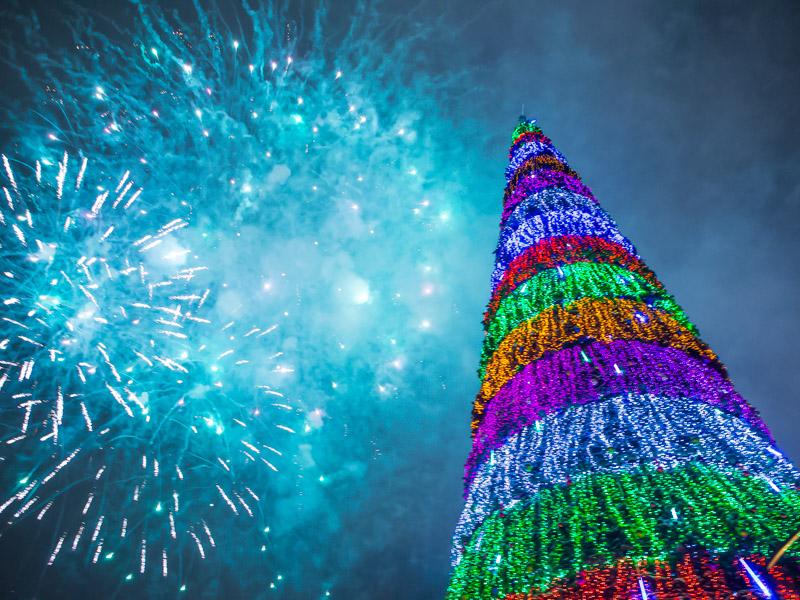 фото казани в новый год