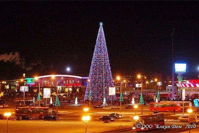 Подарки на новый 2012 год казань