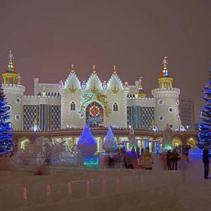 Тур в Казань на Новый год из Тольятти Самары Димитровграда