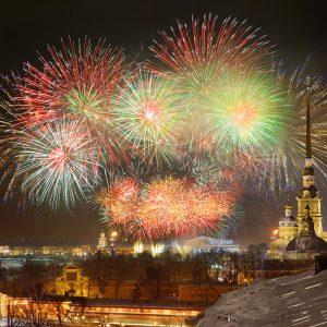 Автобусный тур в Санкт Петербург из Тольятти Самары на Новый год