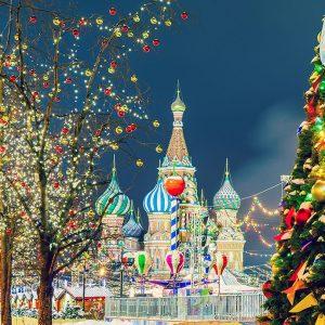 Автобусный тур в Москву на Новый год из Тольятти Самары1