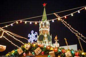 Новогодний тур в Москву из Тольятти Самары Сызрани Жигулевска