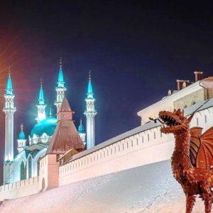 Новый год в Казани из Тольятти Самары Сызрани Жигулевска23