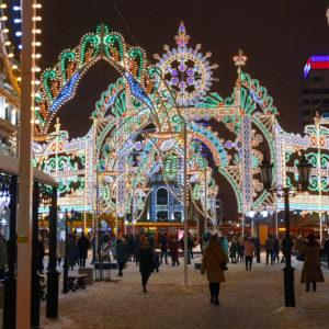 Новый год в Казани из Тольятти Самары Сызрани Жигулевска11