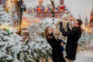 Новый год в Москве из Тольятти Самары Сызрани Жигулевска1