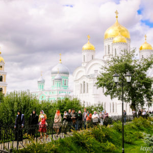 Тур в Дивеево Муром из Тольятти Самары Сызрани Жигулевска3
