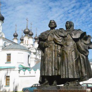 Тур Дивеево Муром из Тольятти Самары Сызрани Жигулевска Ульяновска