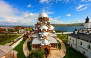 Тур в Свияжск из Тольятти Самары Сызрани Жигулевска