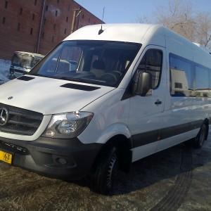 Заказ - Аренда Микроавтобуса из Тольятти Самары