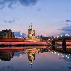 Автобусный тур в Казань + Йошкар-Олу из Тольятти Самары Сызрани Жигулевска3