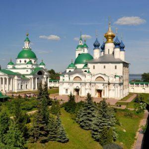 Тур по Золотому Кольцу из Тольятти Самары Сызрани Жигулевска