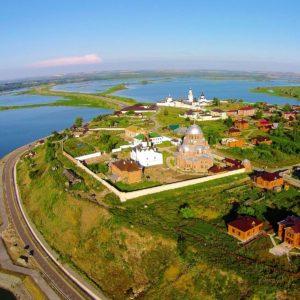 Тур в Казань Свияжск из Тольятти Самары Сызрани Жигулевска